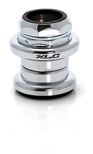 XLC, Auricolari HS-S02 Unisex-Adult, Nero, 30.0 mm