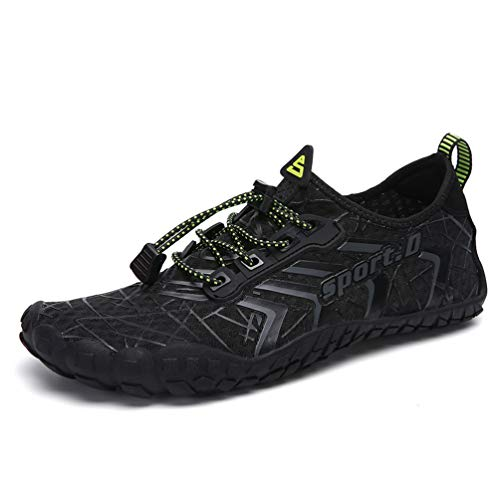 Our #2 Pick is the Ubfen Mens Womens Water Shoes