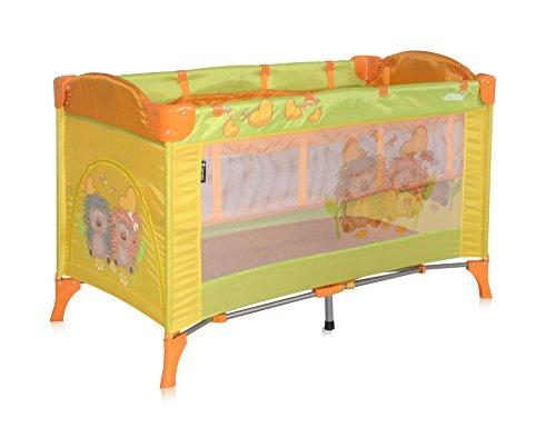 Lorelli 10080121623 Arena Lit Parapluie Pliant à 2 Niveaux pour Bébé
