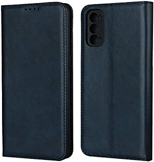 SDDLRM Case & Cover For Oppo Reno 4 Pro 5G Wallet Case, Embedded Magnetic Closure Premium PU Leather Wallet Case with Hold...