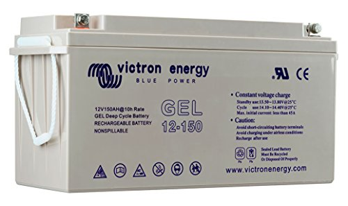 Victron 12V/220Ah Gel Deep Cycle Batterien 12 Volt