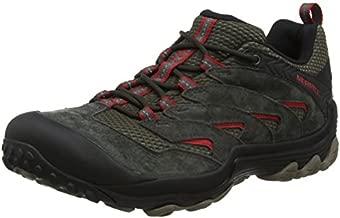 Merrell Men's Chameleon 7 Limit Waterproof Hiking Boot, Beluga, 8.5 Medium US