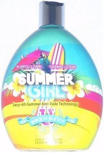 Summer Girl Bronzer Dark Indoor Tanning Lotion By Tan Asz U Tan Inc.