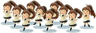 WORKING!! きゃらめにぃシリーズ 進め!種島ぽぷら軍団セット 2品目&ちっちゃくないよ!!! (PVC塗装済み完成品)