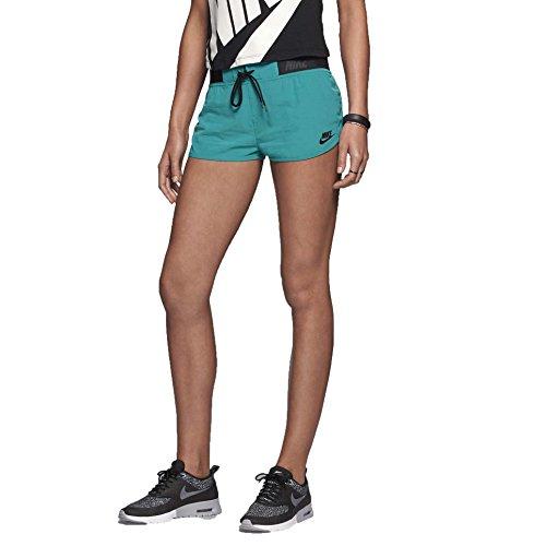 NIKE Azores Mini Shorts - Pantalones Cortos de Fitness para Mujer