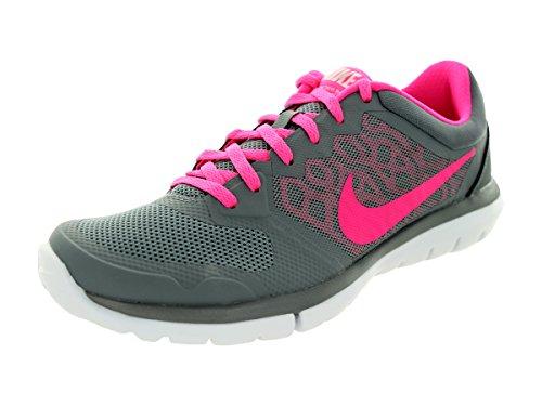 Nike Wmns Flex 2015 RN 709021 Grau 009 Running Sportschuhe, Größe:36.5;Farbe:Grau