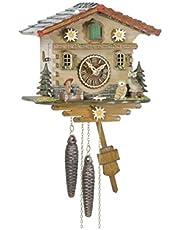 Trenkle 1 día de Cuerda Reloj cucú Casa Suiza