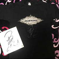 小橋健太 サイン入り Tシャツ