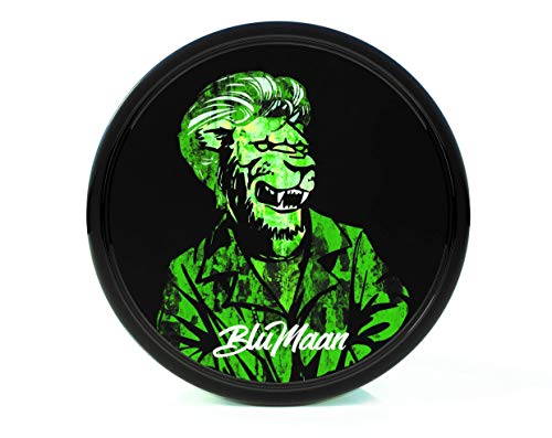 BluMaan Monarch Matte Paste   High Hold, Matte Finish   Easy To Apply, Includes Shea Butter For Hair Health   74 ml / 2.5 oz