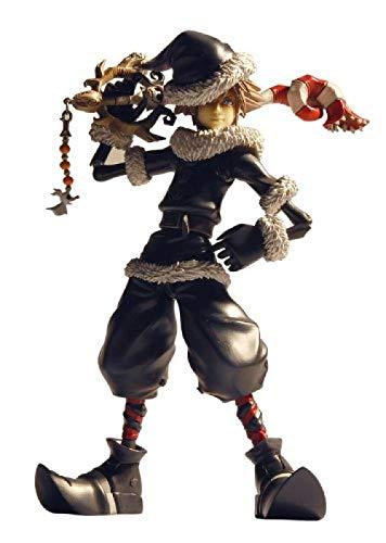N / A Sora Figur Königreich Herzen Vol 2 Weihnachten