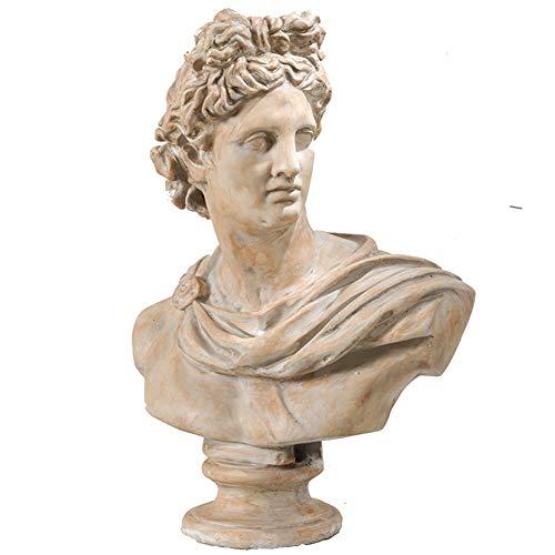 SDBRKYH Estatua de Apolo