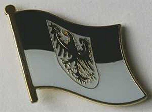 U24 Flaggenpin Westpreussen Preussen Flagge Fahne Pin Anstecker