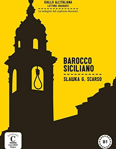 Barocco siciliano, Giallo all´italiana + CD: Barocco siciliano, Giallo all´italiana + CD (Giallo All' Italiana - Lecturas)