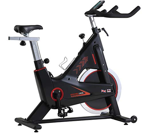 BODYSCULPTURE Bicicleta Spinning - Magnetic Pro Racing BIKE-BC-4736BA-18KG