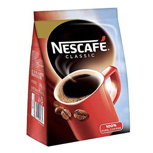NESCAFÉ Classic Instant Coffee, 200g Stabilo Pack | 100% Pure Coffee