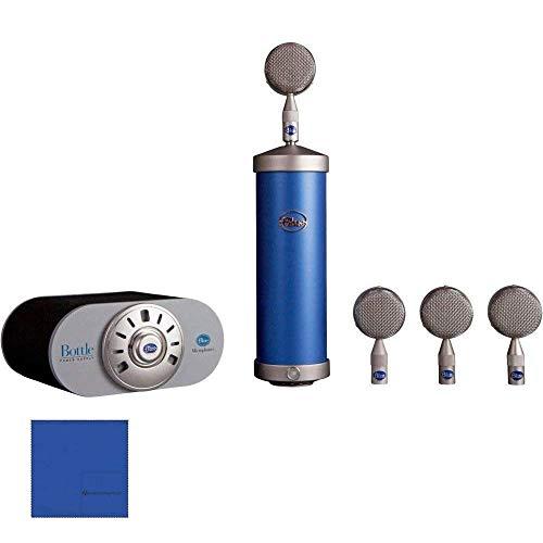 Blue Mic Bottle Tube