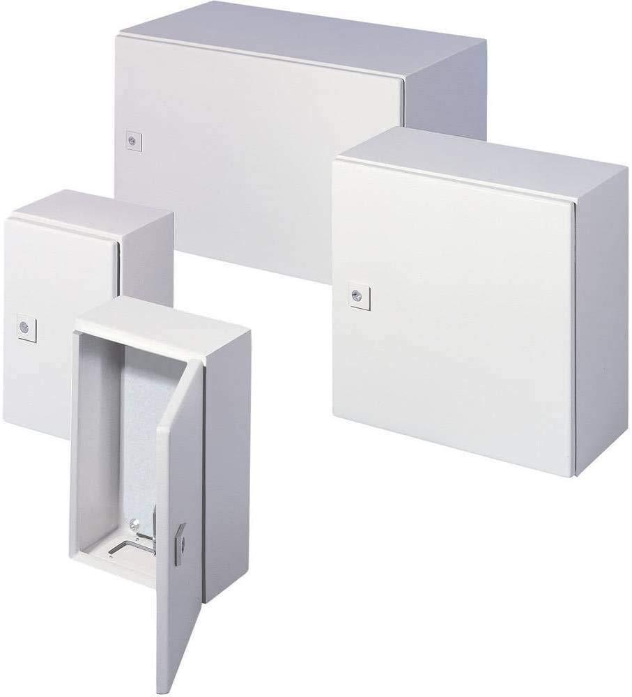 Rittal 1090.500 Acero IP66 Caja eléctrica - Caja para Cuadro eléctrico (600 mm, 250 mm, 1000 mm): Amazon.es: Bricolaje y herramientas