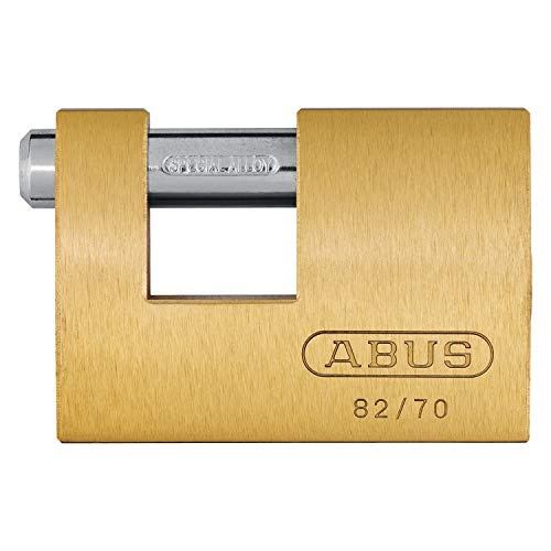 candado de 70 mm fabricante ABUS