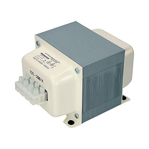 Transformador reversible 125V - 220V 1500W EDM 31712