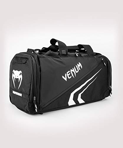 Venum Unisex-Adult Trainer Lite Evo Sporttasche, Schwarz/Weiß, eine Größe
