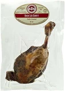 Duck Leg Confit by Les Trois Petits Cochons - 8.5 oz (Pack of 6)