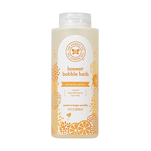 Honest Bubble Bath, Sweet Orange Vanilla