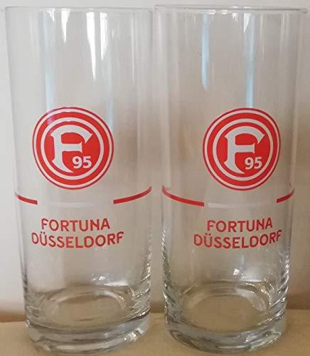 Fortuna Düsseldorf Altbierglas 2er-Set