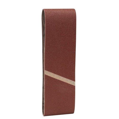 Preisvergleich Produktbild Bosch Professional Schleifband für Bandschleifer Holz und Farbe Best for Wood and Paint (3 Stück,  Körnung 80,  X440)