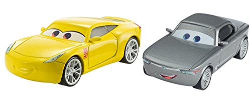 Disney Pixar Cars 3 Sterling & Cruz Ramirez Die-Cast Vehicle 2-Pack