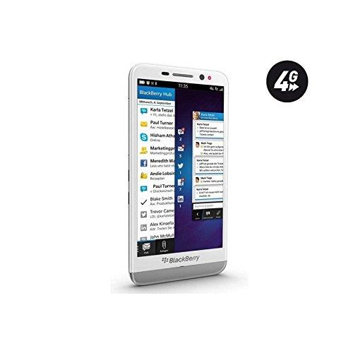 BLACKBERRY Z30 - bianco - QWERTY - Smartphone