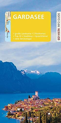 GO VISTA: Reiseführer Gardasee: Mit Faltkarte und 3 Postkarten (Go Vista Info Guide)