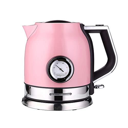 Sonifer, Edelstahl 304 Wasserkocher , SF-2046, 1,8 L -1500 W, Rosa