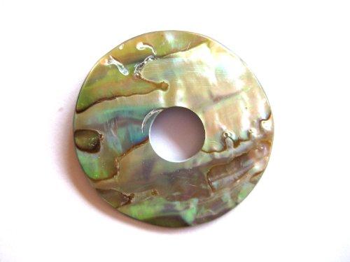 Donut Paua-Muschel Seeopal 30 mm