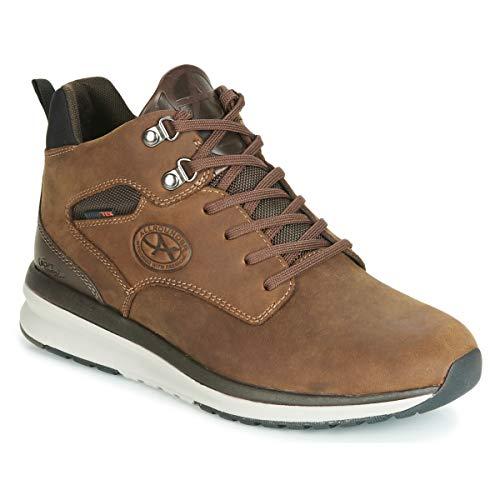Allrounder door Mephisto Eldorado-TEX enkellaarzen/laarzen Hommes Brown Mid Boots