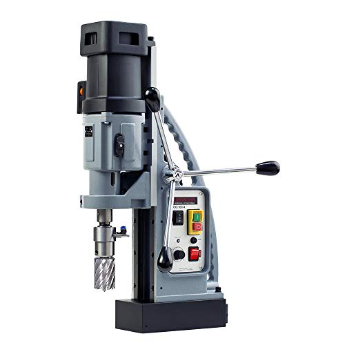 Find Discount EUROBOOR Magnetic Drill Press - 1900W / 17.3A Portable Drilling Machine with 3-15/16â€...