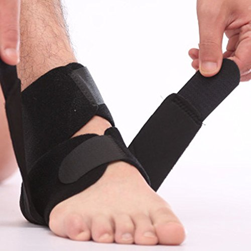 LEVEL GREAT Sport Respirant Protection Chevillère Pied Bandage élastique Brace Garde Support