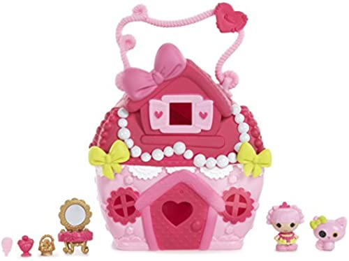 MGA Entertainment 532460GR - Lalaloopsy Tinies - Jewels Haus
