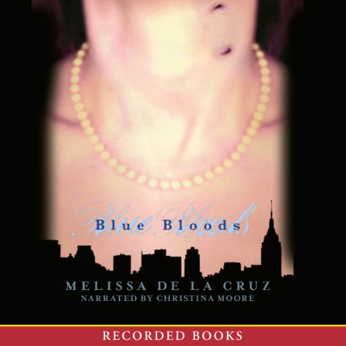 Blue Bloods audiobook cover art