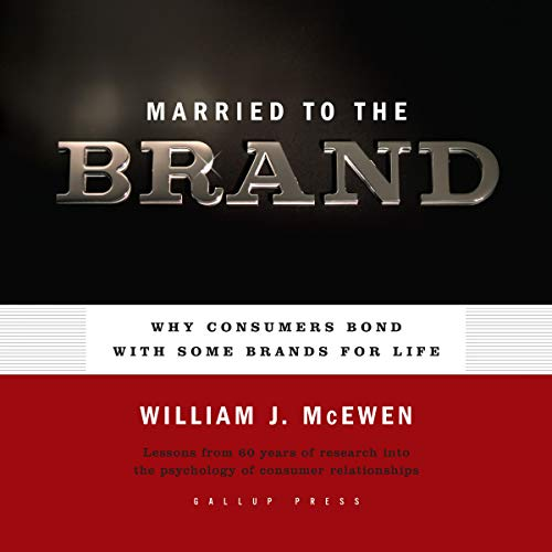 Couverture de Married to the Brand