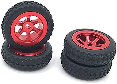 LUOERPI 100% 4PCS 1 28 RC Model Tyre Rubber Toy Upgrade Acc Tire Attention brand Ranking TOP7