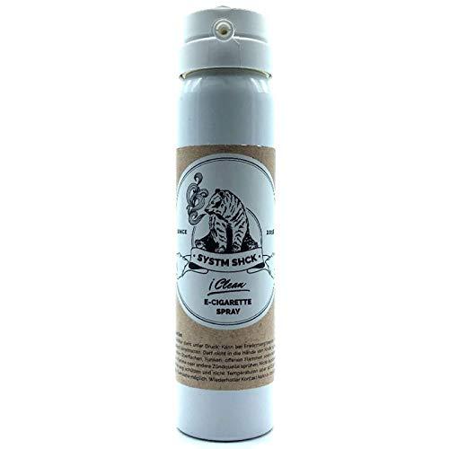 Systm Shck iClean E-Cigarette Spray 75 ml