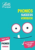 Letts Ks1 Revision Success - New Curriculum - Phonics Ages 4-5 Practice Workbook