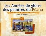Les peintres du Peano, Marseille : 1945-1970