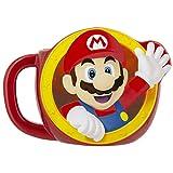 Paladone Products 60C75B24EA Tazza Mario Bros, 600 milliliters, Ceramica