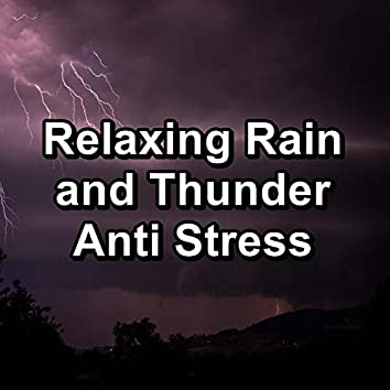 Relaxing Rain and Thunder Anti Stress