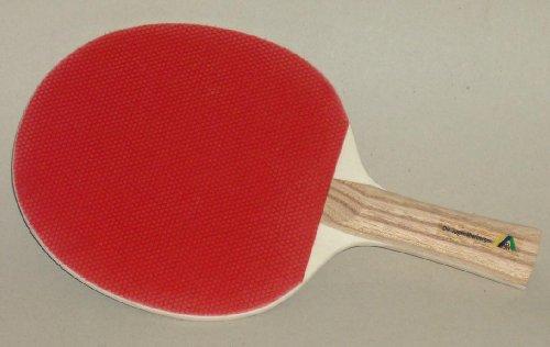 Der Sportler 2 Tischtennisschläger stabil Noppengummi CE