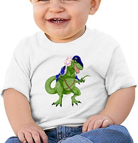 Baby X Drake One Piece T Shirts Toddler Short Sleeve White product image