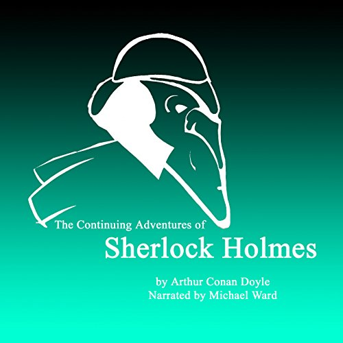 The Continuing Adventures of Sherlock Holmes cover art