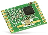 Funkmodul HOPERF RFM69W, 868 MHz, S2, TX/RX