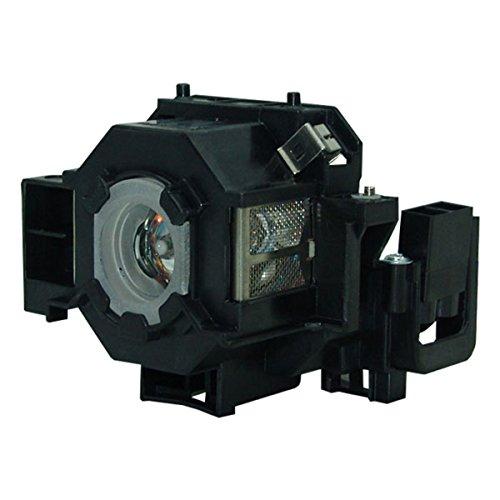 - Lâmpada Elplp42 Projetor Epson 822 83c V13h010l42 Completa